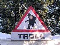 Troll (entrada en la Wikipedia)